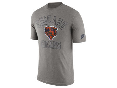 Chicago Bears Nike NFL Men's Tri Retro Logo T-Shirt