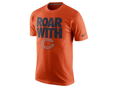 Chicago Bears Nike NFL Men's Team Spirit T-Shirt