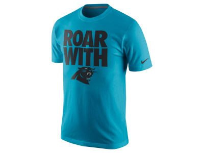 Carolina Panthers Nike NFL Men's Team Spirit T-Shirt