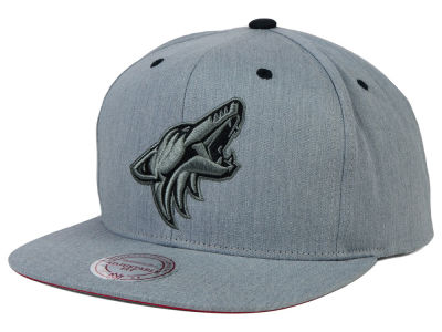 Phoenix Coyotes Mitchell and Ness NHL Broad Street Snapback Cap