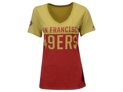 San Francisco 49ers Nike NFL Women's Home & Away T-Shirt