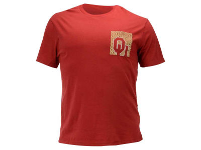 Oklahoma Sooners Majestic NCAA Men's Fulfillment Pocket T-Shirt
