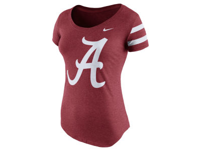 Alabama Crimson Tide Nike NCAA Women's Scoop Team DNA T-Shirt