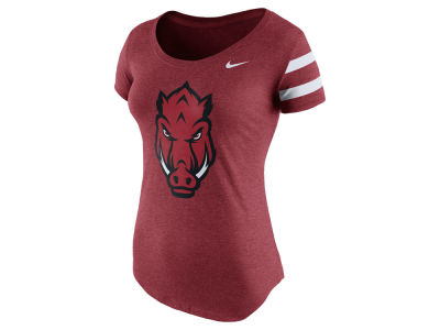 Arkansas Razorbacks Nike NCAA Women's Scoop Team DNA T-Shirt