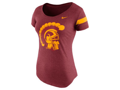 USC Trojans Nike NCAA Women's Scoop Team DNA T-Shirt