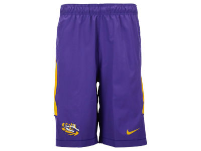 LSU Tigers Nike NCAA Men's CFP Speedvent Shorts