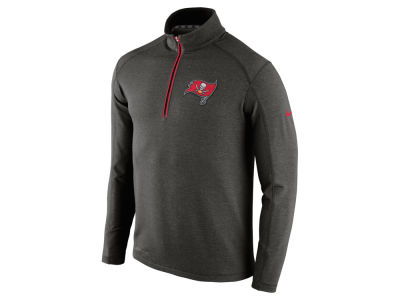 Tampa Bay Buccaneers Nike NFL Men's Game Day 1/4 Zip Knit Jacket