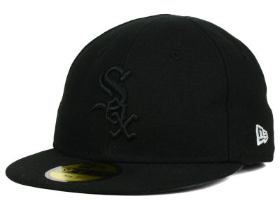 Chicago White Sox New Era MLB Youth My First Black/White 59FIFTY Cap