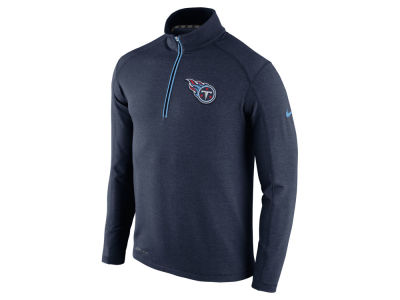 Tennessee Titans Nike NFL Men's Game Day 1/4 Zip Knit Jacket
