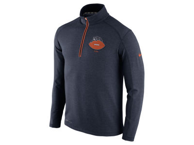 Chicago Bears Nike NFL Men's Game Day 1/4 Zip Knit Alt Jacket
