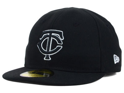 Minnesota Twins New Era MLB Youth My First Black/White 59FIFTY Cap
