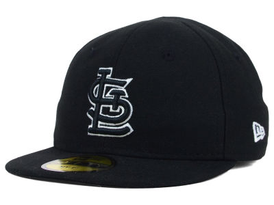 St. Louis Cardinals New Era MLB Youth My First Black/White 59FIFTY Cap