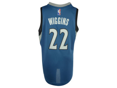 Minnesota Timberwolves Andrew Wiggins NBA Youth New Swingman Jersey