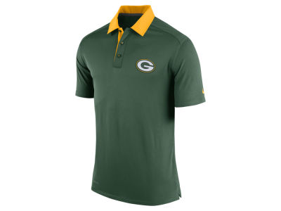 Green Bay Packers Nike NFL Elite Coaches Polo Shirt