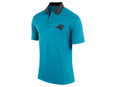 Carolina Panthers Nike NFL Men's Elite Coaches Polo Shirt