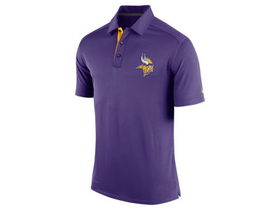 Minnesota Vikings Nike NFL Elite Coaches Polo Shirt