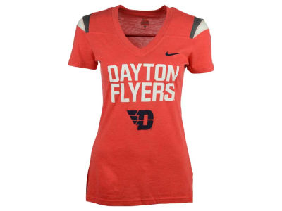 Dayton Flyers NCAA Womens Touchdown T-Shirt