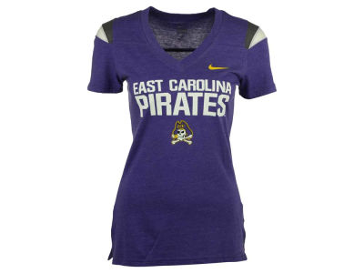 East Carolina Pirates NCAA Women's Touchdown T-Shirt