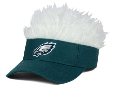 Philadelphia Eagles Flair Hair Knit