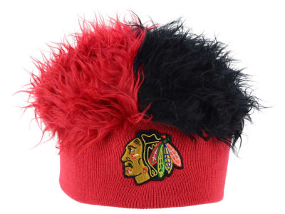 Chicago Blackhawks Flair Hair Knit