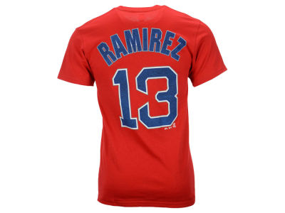 Boston Red Sox Hanley Ramirez MLB Men's Official Player T-Shirt