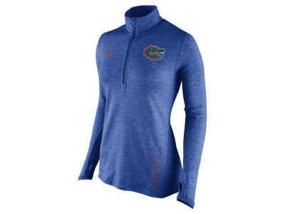 Florida Gators Nike NCAA Women's Stadium Element 1/4 Zip Pullover Shirt