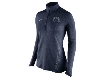 Penn State Nittany Lions Nike NCAA Women's Stadium Element 1/4 Zip Pullover Shirt