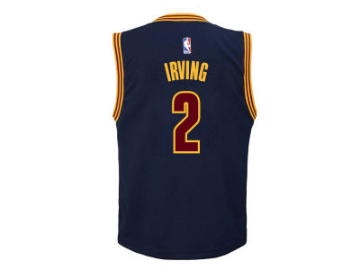 Cleveland Cavaliers Kyrie Irving adidas Youth NBA Revolution 30 Jersey