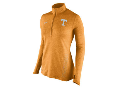Tennessee Volunteers Nike NCAA Women's Stadium Element 1/4 Zip Pullover Shirt