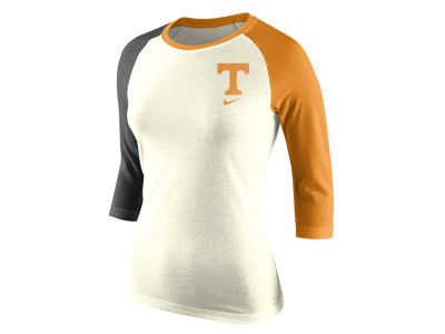 Tennessee Volunteers Nike NCAA Women's Tri Strong Raglan T-Shirt