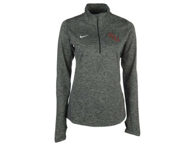 Florida State Seminoles Nike NCAA Women's Stadium Element 1/4 Zip Pullover Shirt