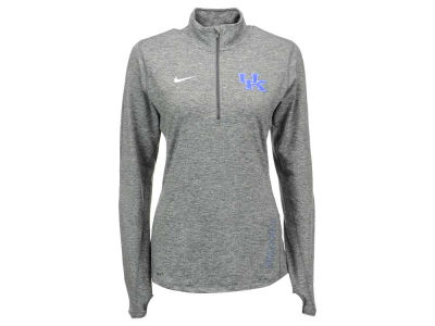 Kentucky Wildcats Nike NCAA Women's Stadium Element 1/4 Zip Pullover Shirt