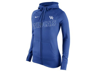 Kentucky Wildcats Nike NCAA Women's Full Zip Fleece Hoodie