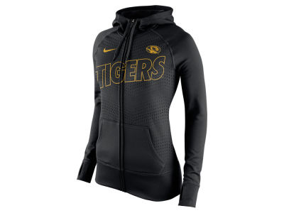 Missouri Tigers Nike NCAA Women's Full Zip Fleece Hoodie
