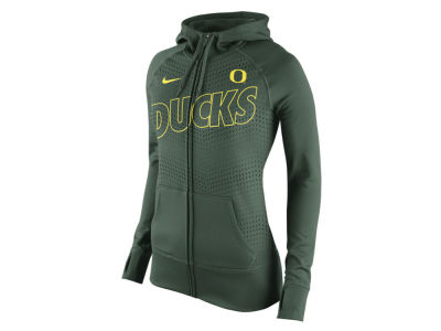 Oregon Ducks Nike NCAA Women's Full Zip Fleece Hoodie