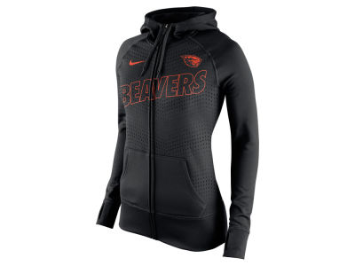 Oregon State Beavers Nike NCAA Women's Full Zip Fleece Hoodie