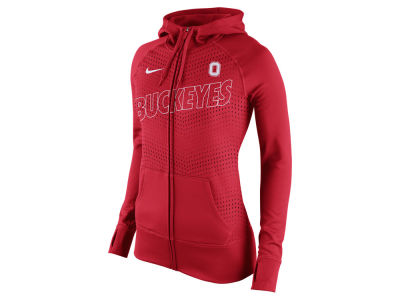 Ohio State Buckeyes Nike NCAA Women's Stadium Full-Zip Hoodie