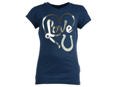 Indianapolis Colts 5th & Ocean NFL Youth Love T-Shirt