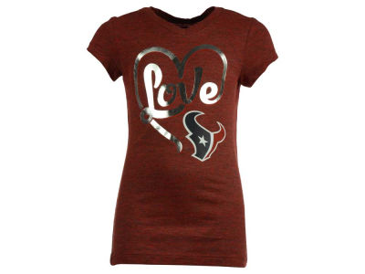 Houston Texans 5th & Ocean NFL Youth Love T-Shirt