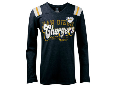 San Diego Chargers NFL Youth Long Sleeve Triblend T-Shirt