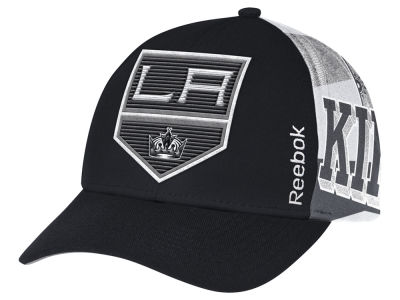 Los Angeles Kings Reebok NHL 2014-2015 Youth Playoff Hat
