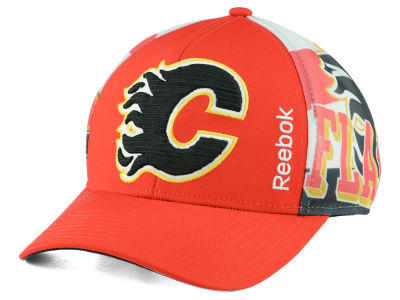 Calgary Flames Reebok NHL 2014-2015 Playoff Hat