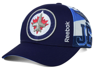 Winnipeg Jets Reebok NHL 2014-2015 Playoff Hat