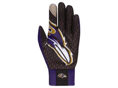Baltimore Ravens Nike Stadium Gloves II