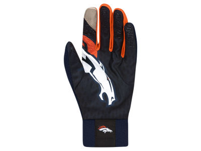 Denver Broncos Nike Stadium Gloves II