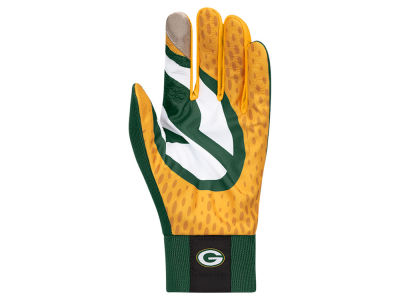 Green Bay Packers Nike Stadium Gloves II
