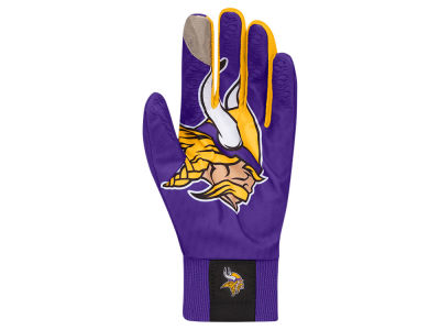 Minnesota Vikings Nike Stadium Gloves II