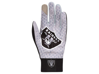 Oakland Raiders Nike Stadium Gloves II
