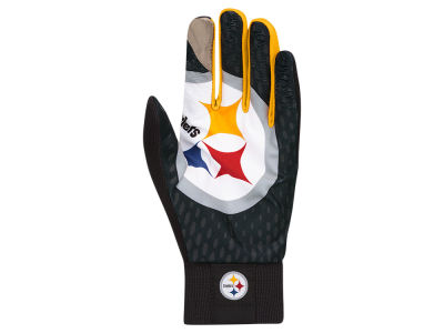 Pittsburgh Steelers Nike Stadium Gloves II