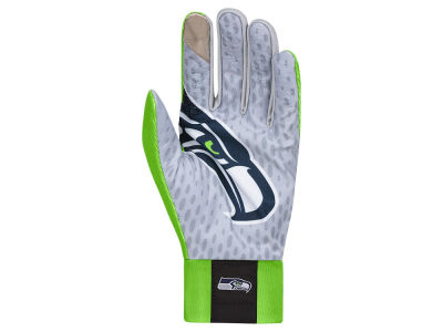 Seattle Seahawks Nike Stadium Gloves II